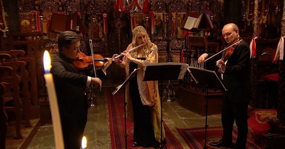 ODYSSEY: The Chamber Music Society in Greece | Season 44