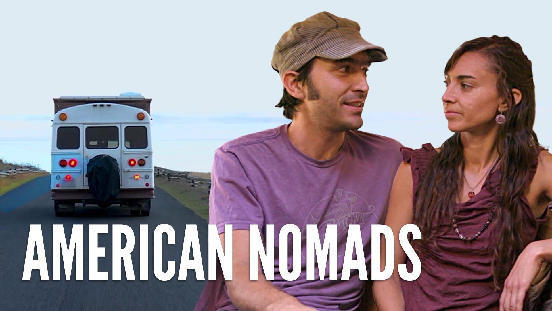 Thumbnail for: Finding Communi-Tea: Will This Couple Park the Bus? | American Nomads, Ep. 4