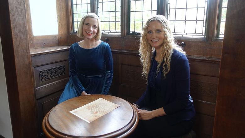 Lucy Worsley's Royal Myths & Secrets Image