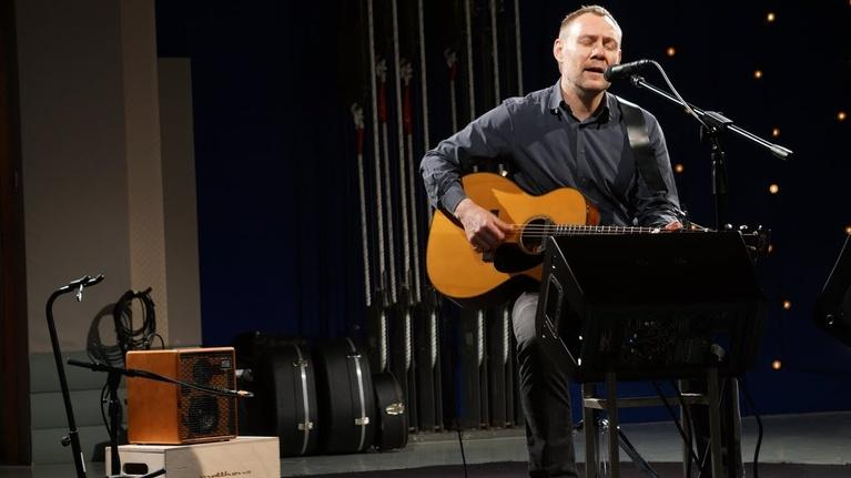 Live On The Bridge: David Gray