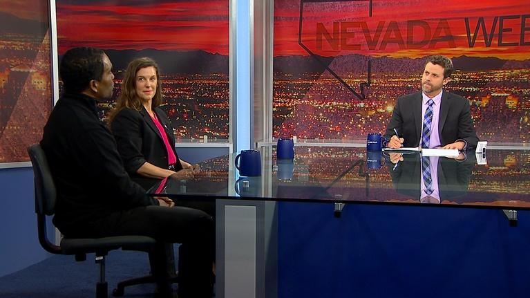 Nevada Week: Domestic Violence Advocacy Volunteers