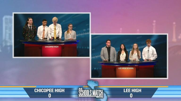 As Schools Match Wits: Chicopee vs. Lee (March 28, 2020)