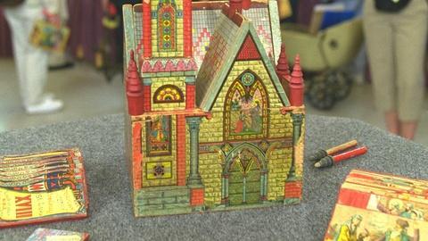 Antiques Roadshow -- S21 Ep23: Appraisal: R. Bliss Mfg. Co. Toy Church, ca. 1890