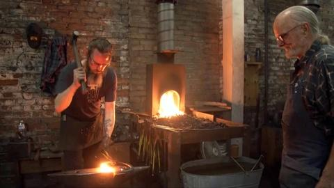 This unusual Charleston college produces educated artisans