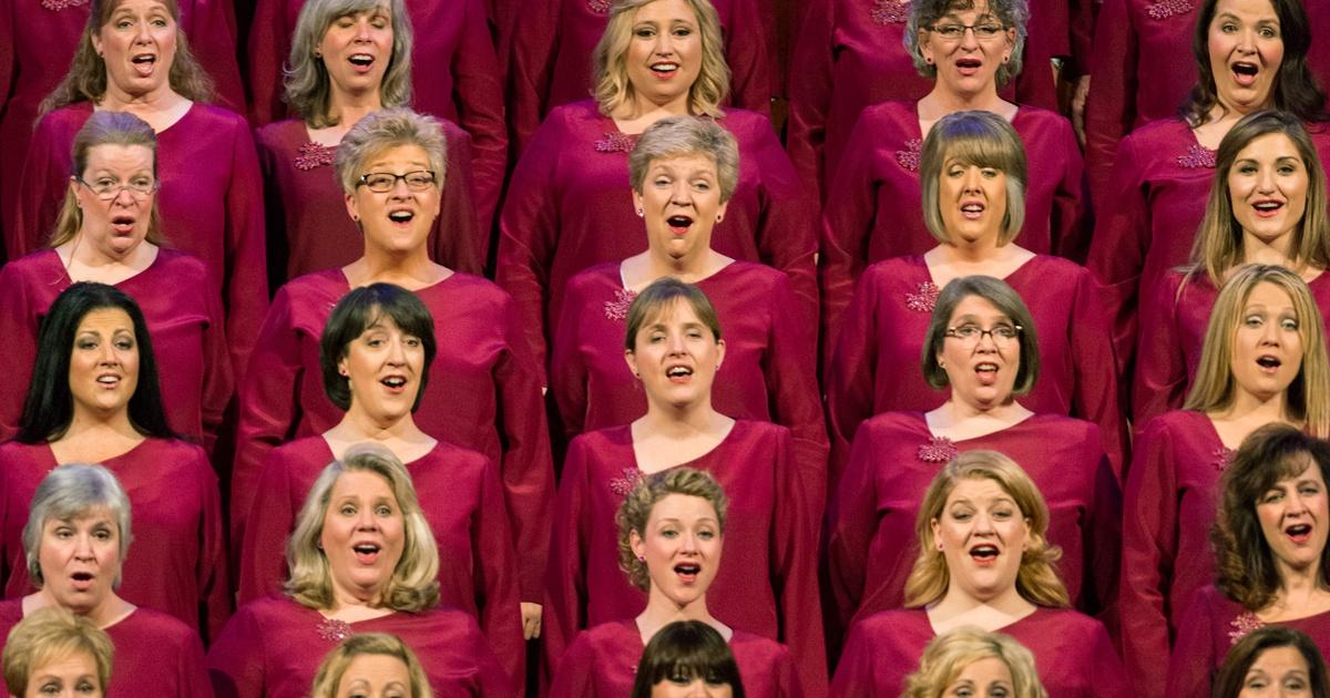 How Excellent Thy Name | Christmas with the Mormon Tabernacle Choir ...