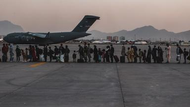Can the U.S. safely evacuate Afghanistan by Aug. 31?