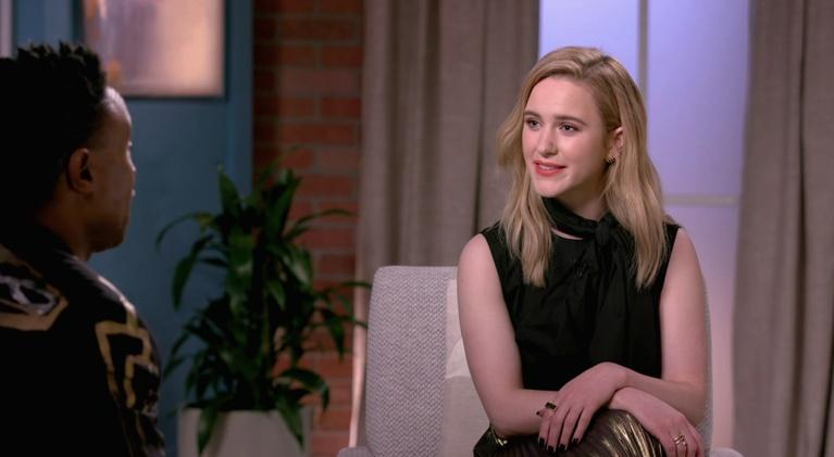 Variety Studio: Actors on Actors: Sarah Paulson and Rachel Brosnahan