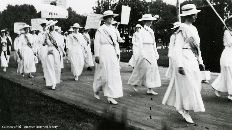 The Citizenship Project: By One Vote: Woman Suffrage in the South Trailer