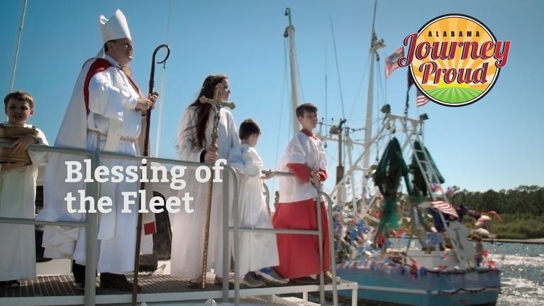 Journey Proud: Blessing of the Fleet