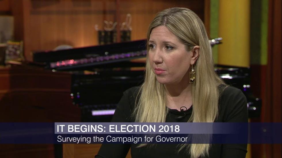 2018 Illinois Governor's Race: Who's Ahead, Who's Behind image