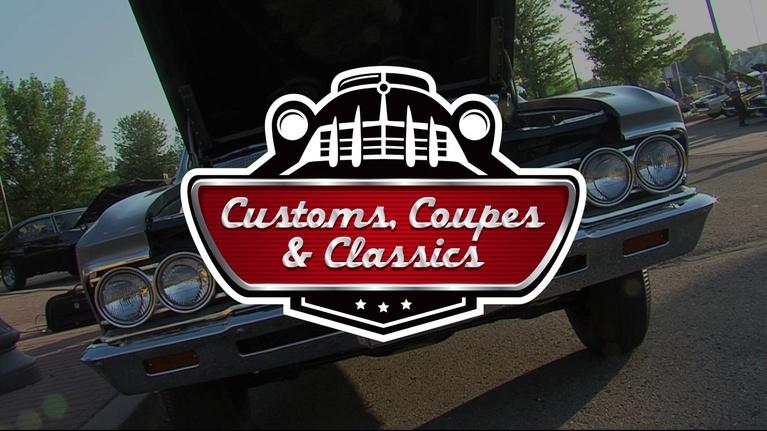 WQLN Local Productions from the 2010's: Customs, Coupes and Classics