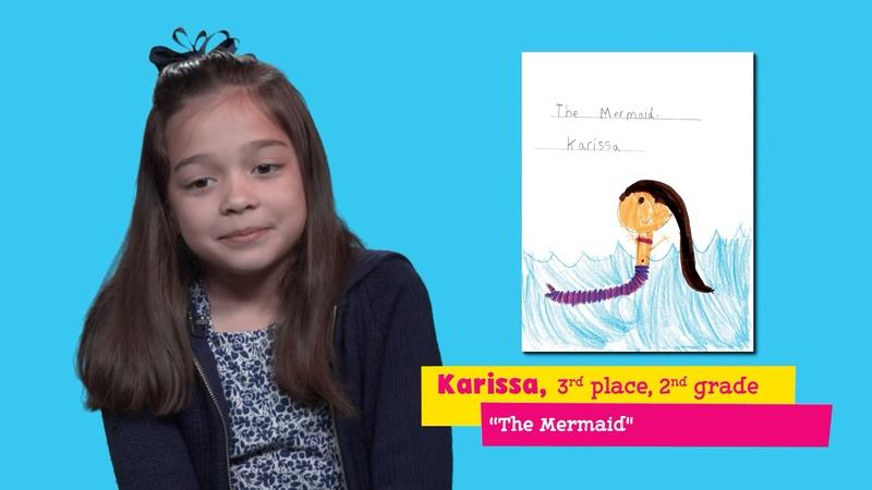 """Featuring """"The Mermaid"""" by Karissa"""