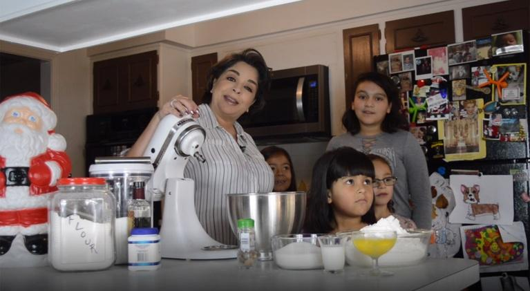 Just Like That! Cooking with Patricia Martinez: Christmas Cookies