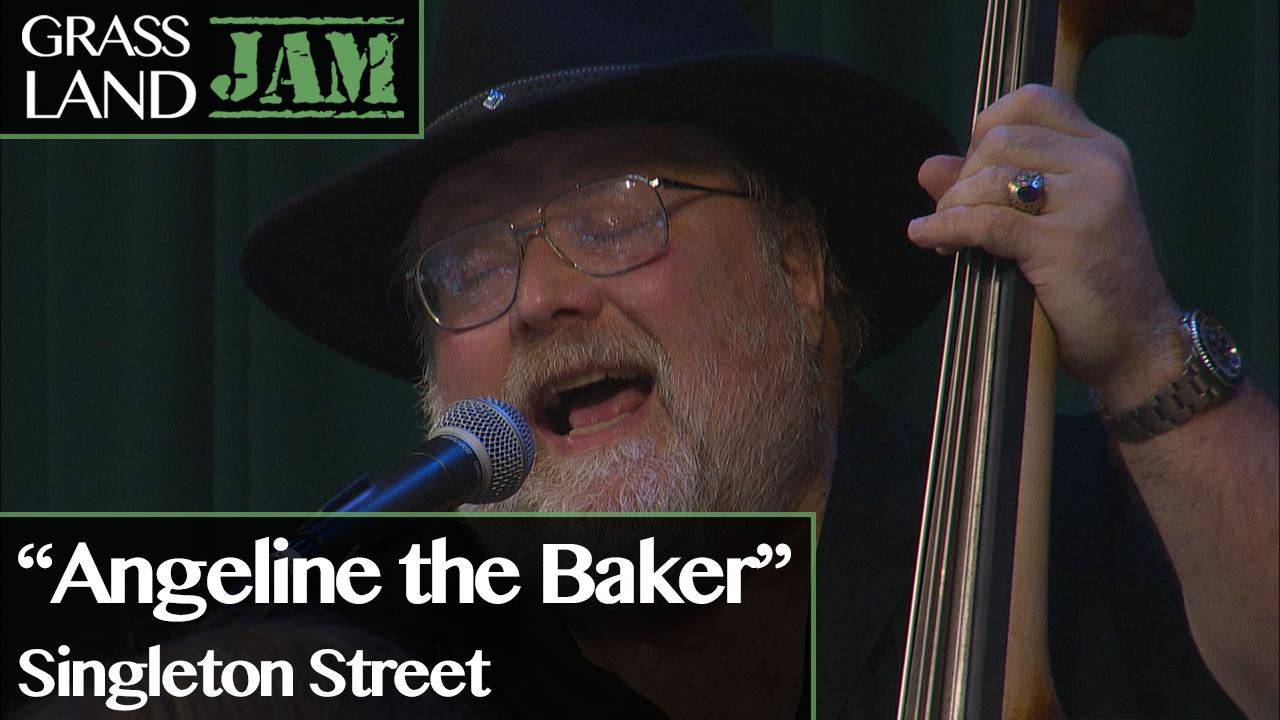 """""""Angeline the Baker"""" Singleton Street"""