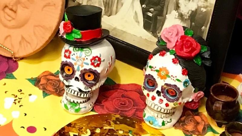 Hispanic Awards; Dia de los Muertos; Holiday Celebration