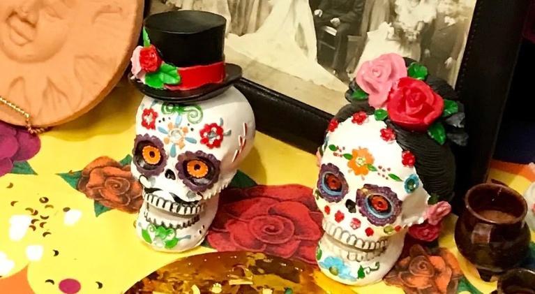 Somos Hispanos: Hispanic Awards; Dia de los Muertos; Holiday Celebration