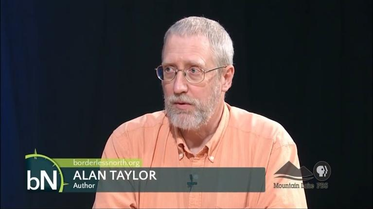 Author Visits: Alan Taylor discusses the Civil War of 1812