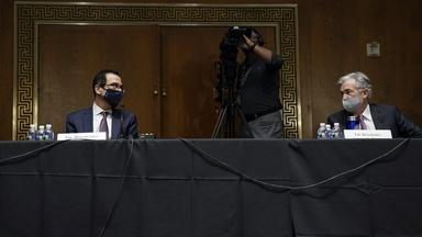 News Wrap: Mnuchin touts 'economic recovery' to Senate panel