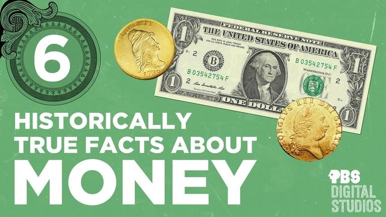 Origin of Everything: Six Historically True Facts about Money