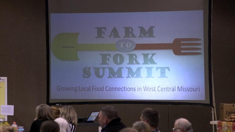 Show-Me Ag: New Growth/Mid-America Food Hub