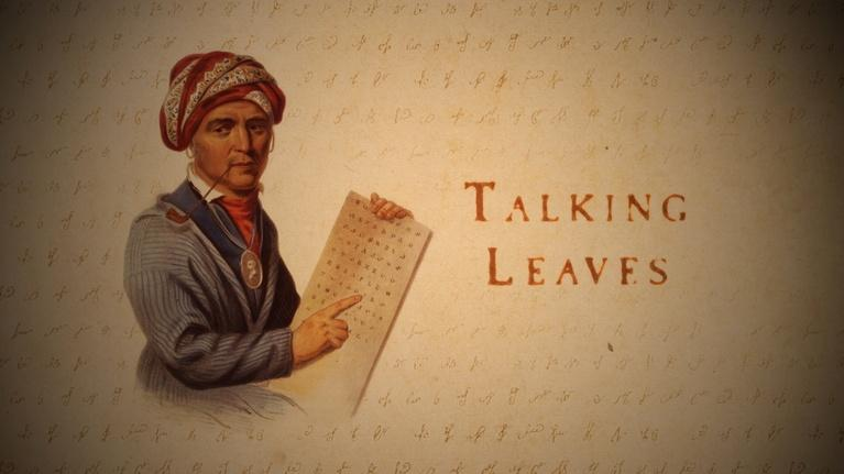 Back in Time: Talking Leaves