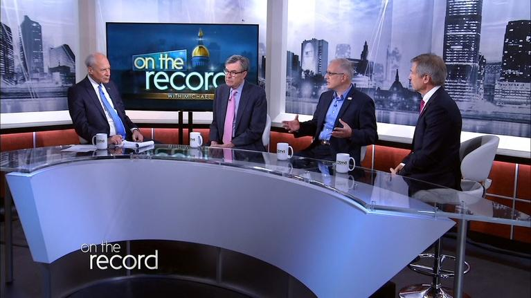 On the Record: Budget negotiations and congressional races
