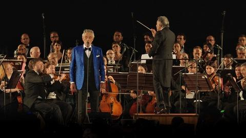 Great Performances -- S44 Ep22: Andrea Bocelli on the Palazzo Vecchio