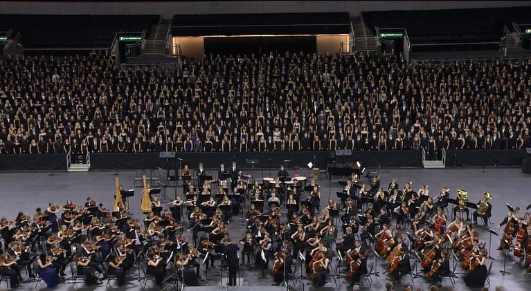 High School Activities: The 2019 South Dakota All-State Chorus & Orchestra Concert