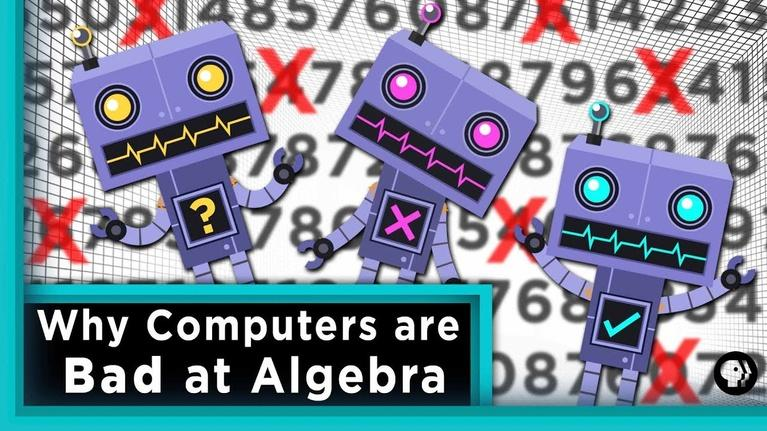 Infinite Series: Why Computers are Bad at Algebra