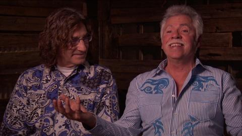 "Richard Sterban and Joe Bonsall on ""Elvira"""