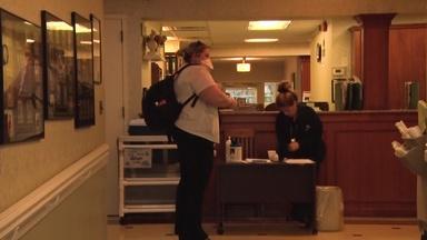Nursing homes seek more PPE, staff, COVID-19 tests