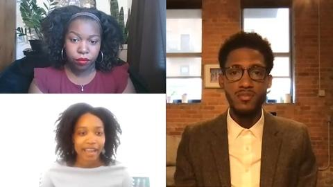 American Black Journal -- Katrease Stafford & Olivia Lewis Extended Interview