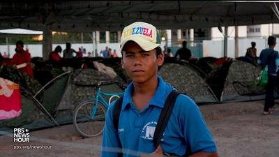 PBS NewsHour | How Brazil is dealing with an influx of Venezuelan refugees