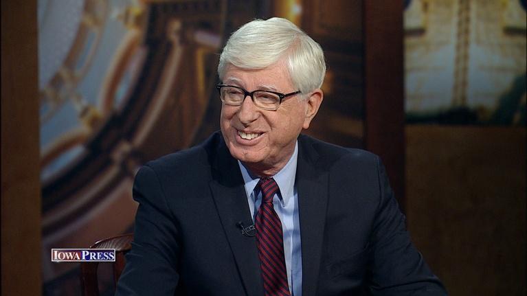 Iowa Press: Iowa Attorney General Tom Miller