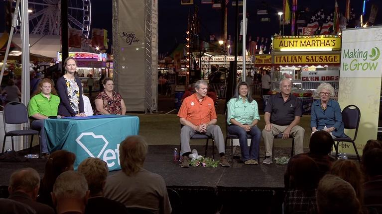 Making It Grow: Live at the S.C. State Fair