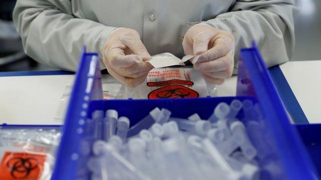 How 'constrained' virus testing has crippled U.S. response