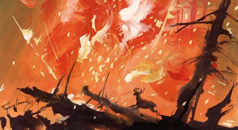 """American Masters: Tyrus Wong's atmospheric work gave """"Bambi"""" its unique style"""