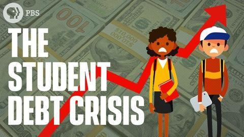 Origin of Everything -- Why Do Students Have So Much Debt?