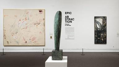 "NYC-ARTS Choice: The Met, ""Epic Abstraction"""