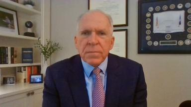 Former CIA director John Brennan on the State of the Nation
