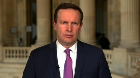 Amanpour and Company -- Chris Murphy Analyzes Tensions between the US and Iran