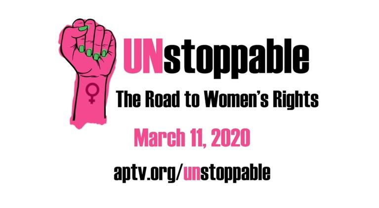 Learning Adventures: Unstoppable: The Road to Women's Rights