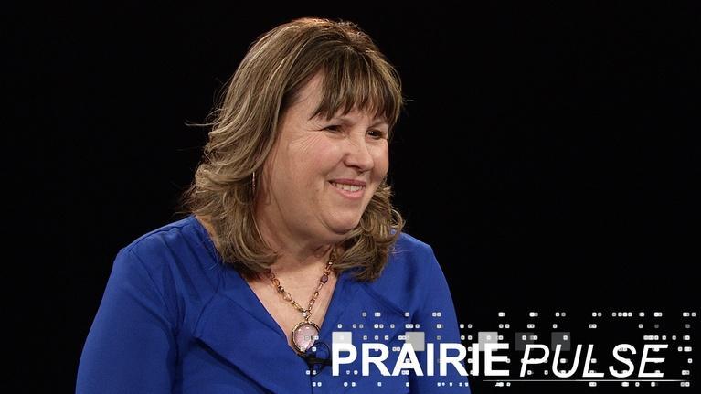 Prairie Pulse: Prairie Pulse 1636: Leola Daul, Comstock House