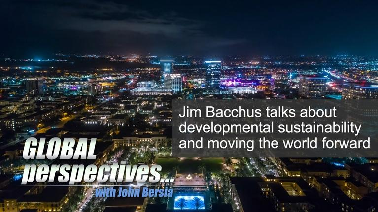 Global Perspectives: James Bacchus - Sunday at 9:30am