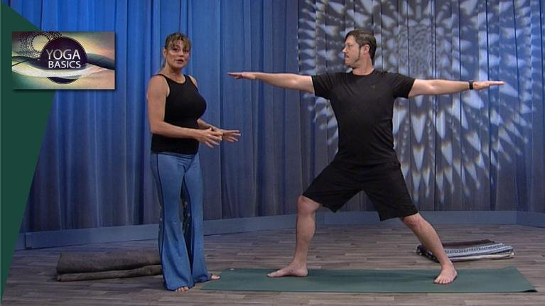 Yoga Basics with patty: Warrior II Pose