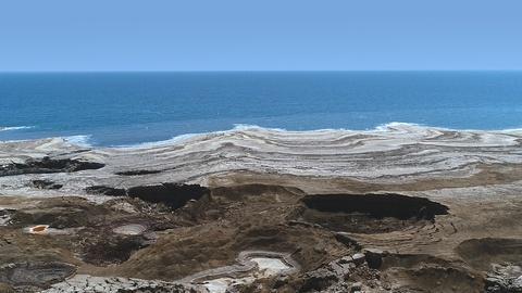 NOVA -- Saving the Dead Sea Preview