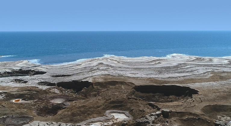 NOVA: Saving the Dead Sea Preview