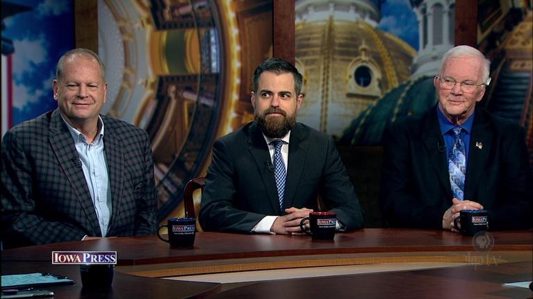 Iowa Press: Iowa mayors