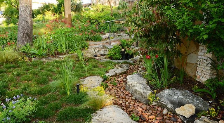 Central Texas Gardener: Meet Wimberley Gardens!