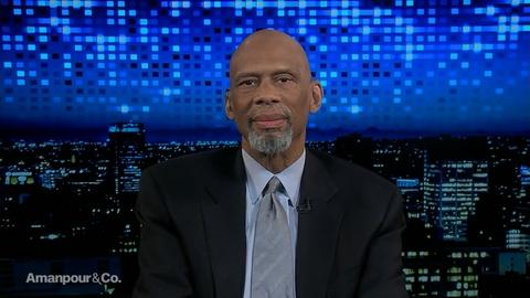 Amanpour and Company -- Kareem Abdul-Jabbar on Forgotten Black Heroes in US History